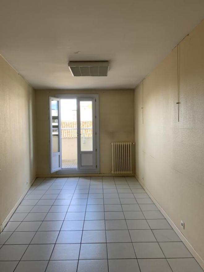 salle d'attente ou secrétariat